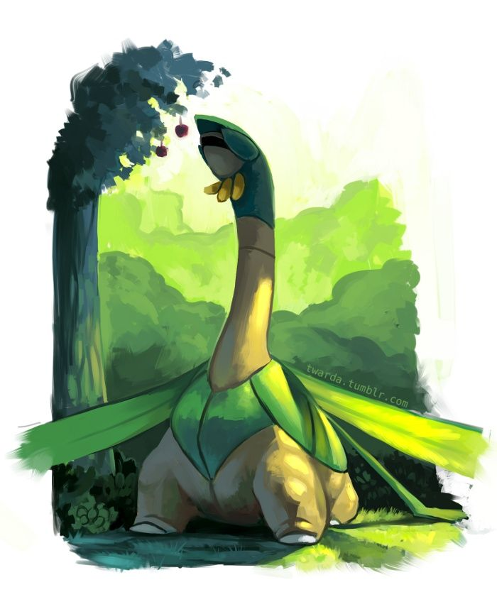 twarda: Tropius  Pokemon