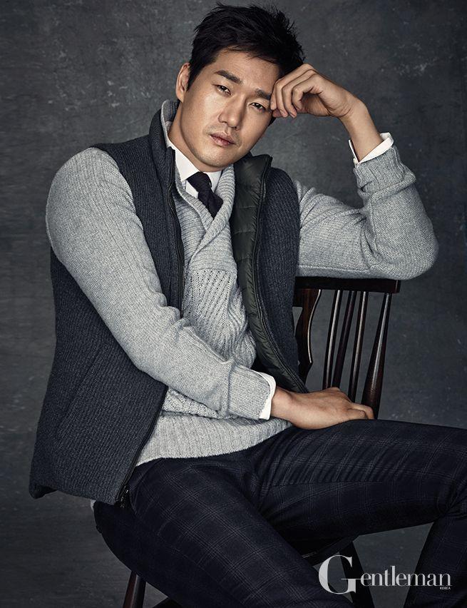Yoo Ji Tae - Gentleman Magazine December Issue '14