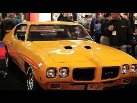 ▶ 1970 Pontiac GTO Judge Orginal Orbit Orange From De Beer Refinish - #YouTube #DeBeer #vintage #classic #cars #automotiverefinish #valspar #autobody