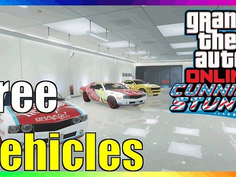 GTA 5 Online Cunning Stunts DLC 3 Vehicles For Free so today im going to be showing you something cool rockstar have actually given us 3 free dlcs vehicles which is surprising now these vehicles you may think are new but really have been stuck in the story mode of gta 5 for a long time which i made videos on a long time ago unfortunately the upgrades are not free its just the vehicles but none the less you can show off your vehicles to your friends in gta 5 online  <br /><br />Please Hit The…