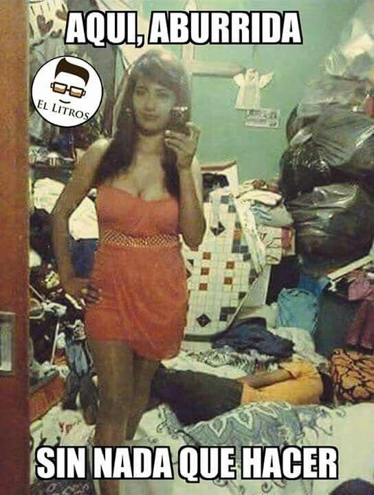 # Memes en español jajajajaja.......ociosa la niña..... jejejeje