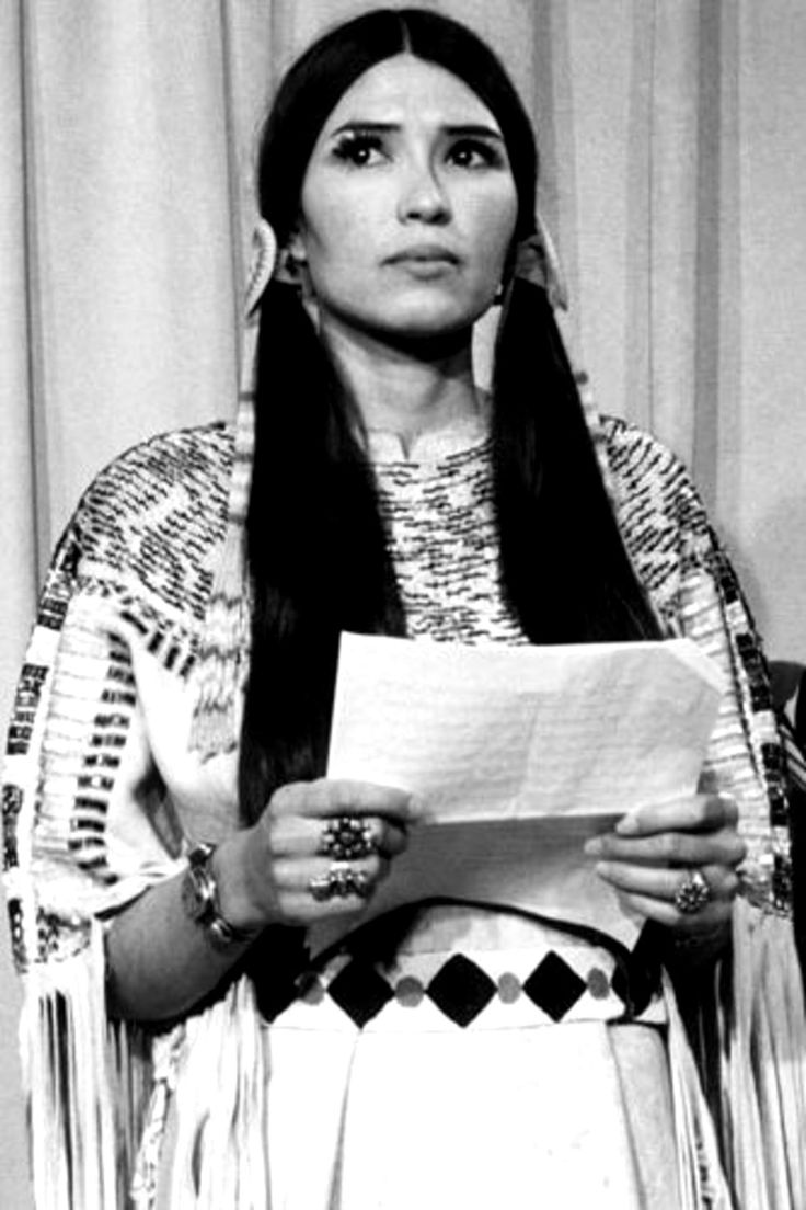 Ravageuses are proud. | Sacheen Littlefeather
