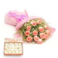 Love you, Roses Combo, Flowers Combo Online