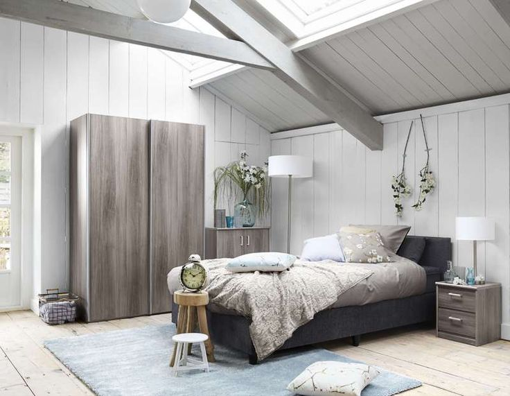 Slaapkamer met woonprogramma Solid plus | Voor meer informatie en de diverse mogelijkheden kijkt u op www.prontowonen.nl #ProntoWonen #kasten #slaapkamer #interieur #prontowonen #droomwoonkamer