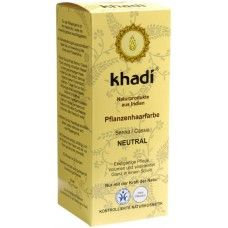 Khadi Растительная нейтральная краска для волос - кассия, 100 г