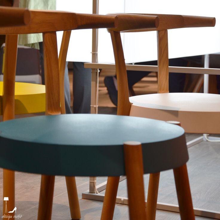 E, dopo le cucine gialle, eccomi a rivelarvi un secondo motivo di felicità domestica: le sedie. Al Salone ne ho incontrate tante e ora ve le racconto #weblogsaloni #DesignOutfit
