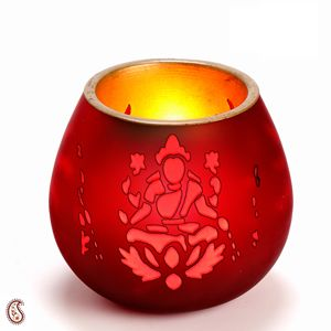 Metal Cut Work Lakshmi Tea Light Holder Rs 561/- http://www.tajonline.com/diwali-gifts/product/d2693/metal-cut-work-lakshmi-tea-light-holder/?aff=pint2014/