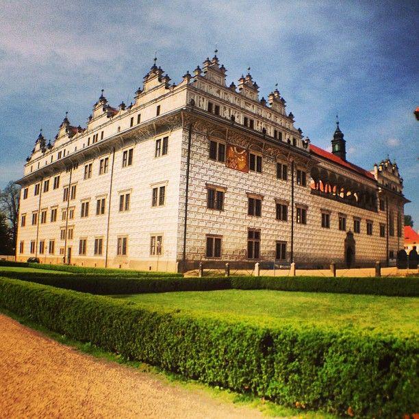 Státní zámek Litomyšl | Litomysl Chateau w Litomyšl, Pardubický