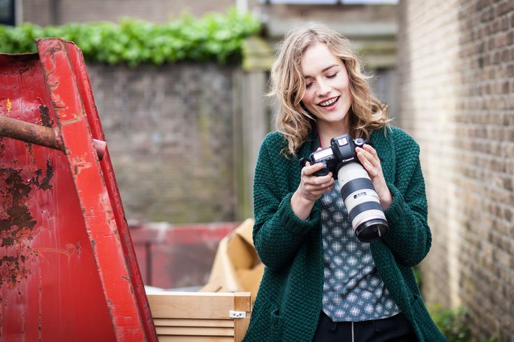 Photoshoot #behindthescenes #bottlegreen #cardigan #top #bybar #bybaramsterdam #lookbook #collection2015 #autumnwinter