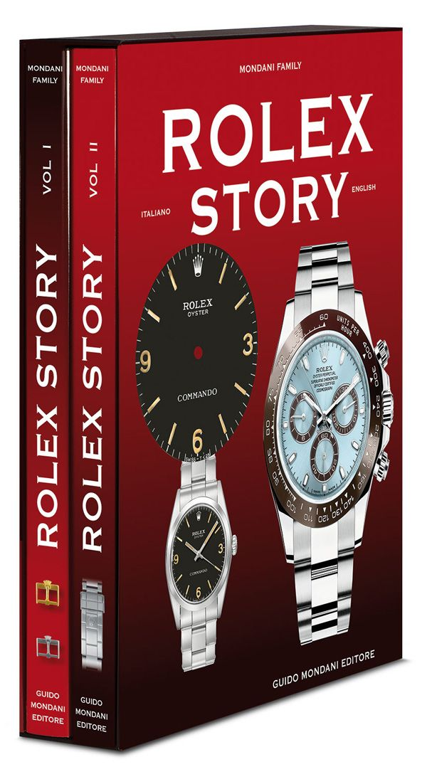 Rolex Story: The most important Rolex books