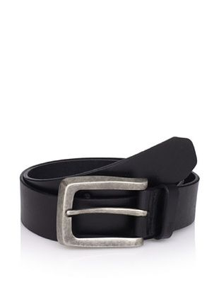 John Varvatos Star USA Men's Smooth Strap Belt