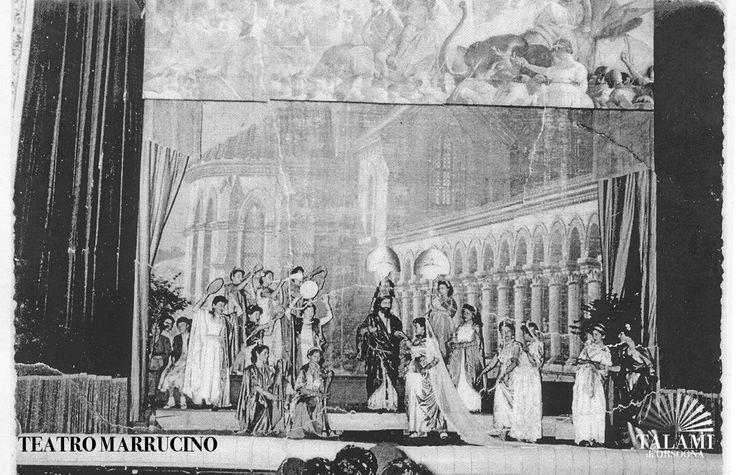 Talamo al Teatro Marrucino di Chieti
