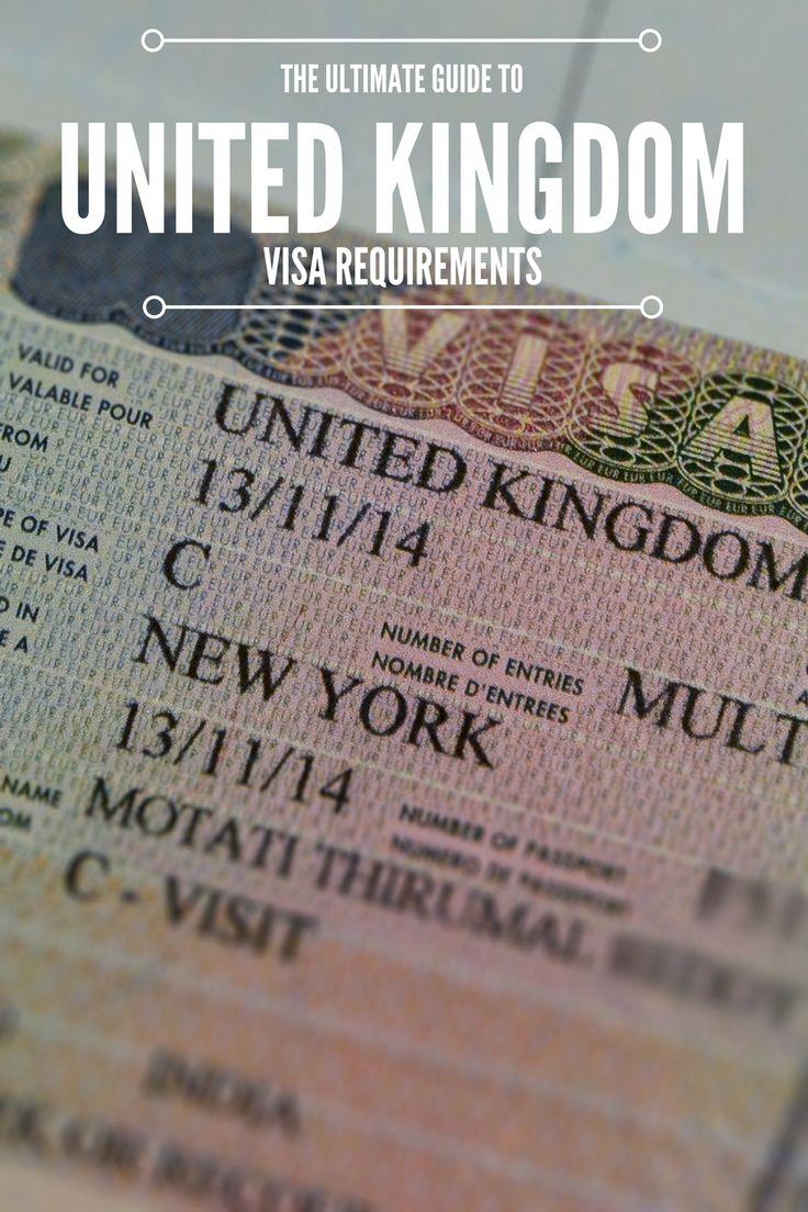 UK Tourist Visa Requirements Visa Traveler