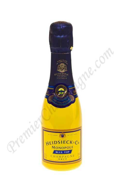 Heidsieck Monopole Blue Top Brut (187ml Mini/Split Bottle) - Premier Champagne