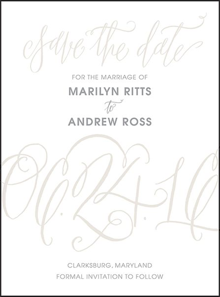 21 best Contemporary Letterpress images on Pinterest Cards - Formal Invitation Letters
