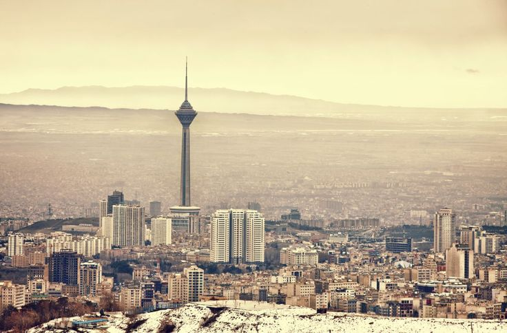 Thomson Reuters had conversations with #Tehran Stock Exchange. Is that a sign that #Iran is opening up?