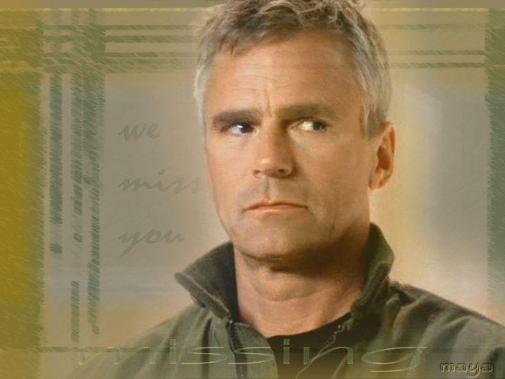 ISTP like my husband. Colonel Jack O'Neill (Richard Dean Anderson) - Stargate: SG-1