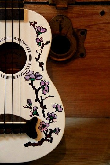 Ukulele music - Cherry blossom - Sharpies