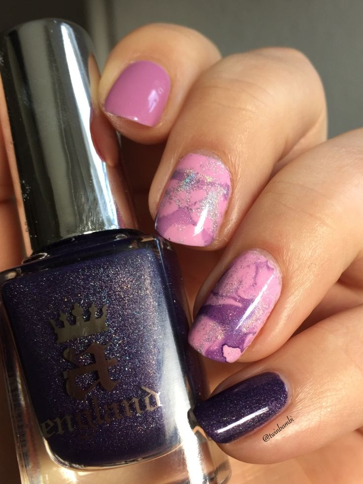 @appeal4 Copenhagen Girls and Night At The Beach.  A England Lady Of The Lake and Fonteyn All polishes from LuxBeauty.dk