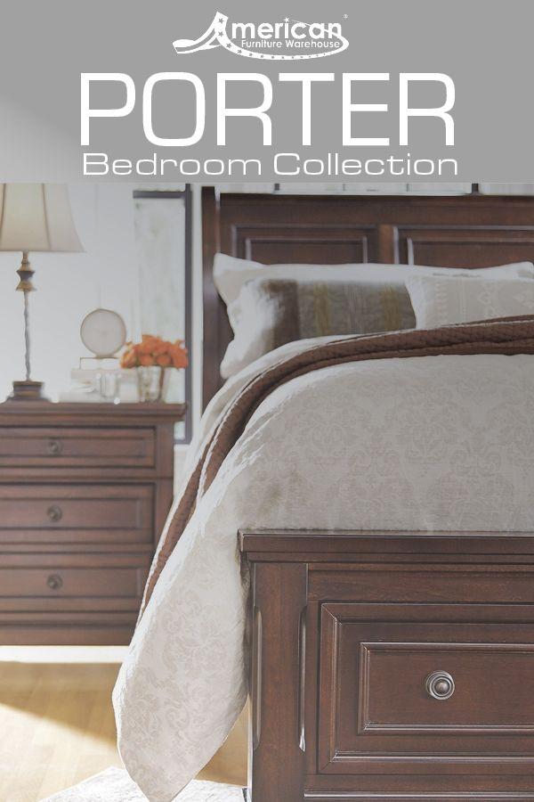 Porter Queen Storage Sleigh Bed Kenshoo_Board Pinterest Queen