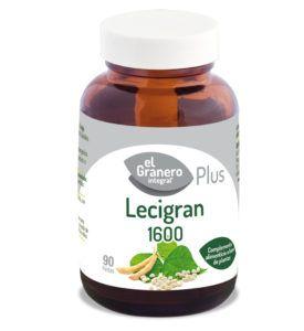 El Granero Lecitina de Soja Lecigran