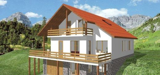 case cu temelie inalta 2