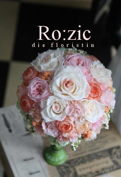 preserved flower http://rozicdiary.exblog.jp/25215652/