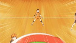 Our one and only Guardian Deity, Nishinoya Yuu. The coolest libero out there.