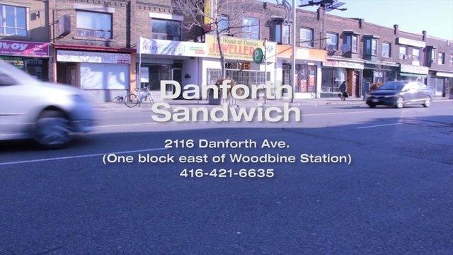Michael Marian & Company presents Danforth Sandwich  http://michaelmarian.com/mm/