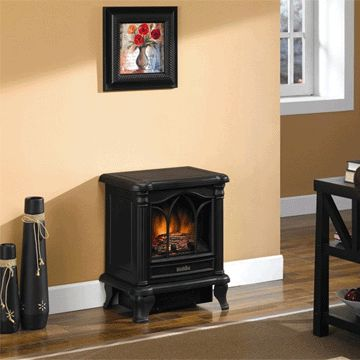 Stove fireplace Electric fireplaces and Electric stove on