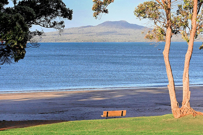 Takapuna Beach, just 3 minutes walk from our office!