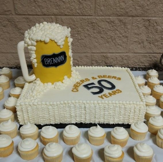Cheers And Beers Cake With Images Birthday Beer Cake Beer
