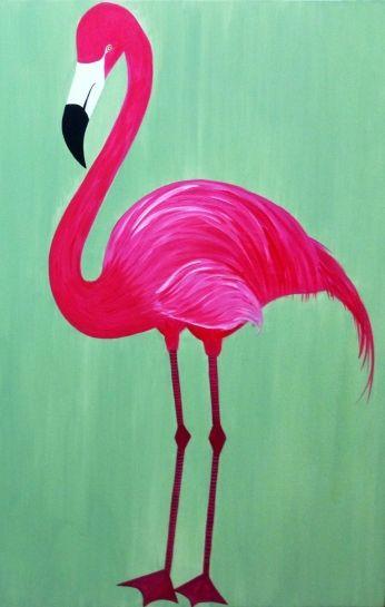 Flamingo I  Begoña Fernandez-Castaño
