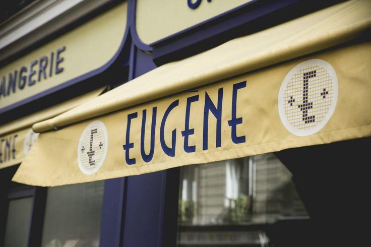 Eugène, 11 rue Guillaume Tell, 17è (métro Porte de Champerret), pâtisserie light