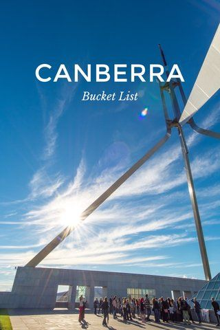 Check out our story on the #CBRbucketlist on @stellerstories #visitcanberra