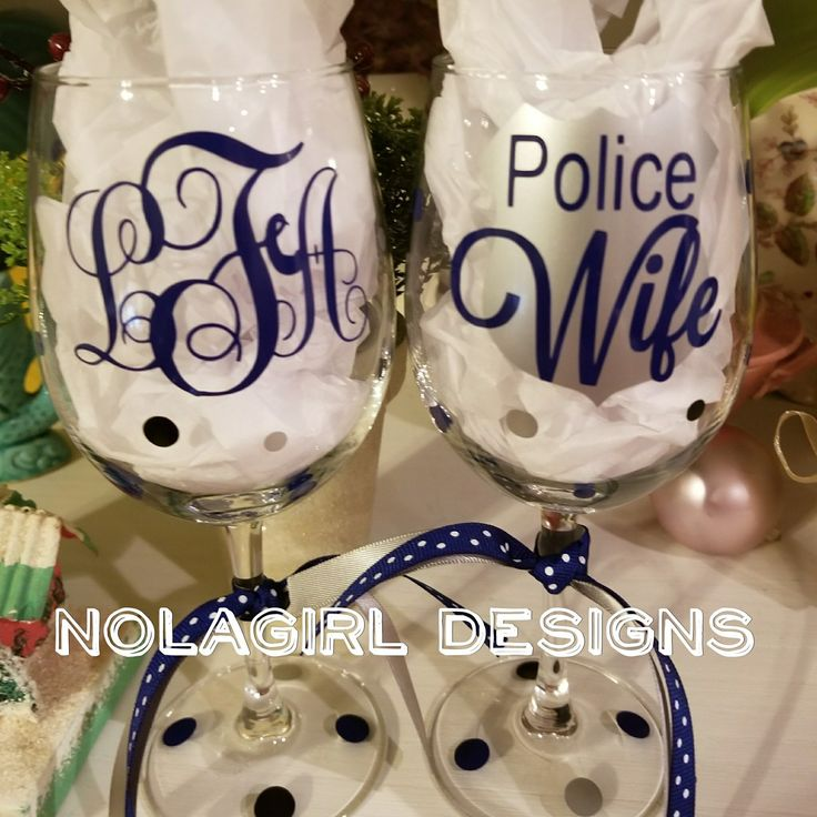 #police #wife #wine #wineglass #cocktails #martini #wine #southern #shopwithme #ohiomade #personalized #gift #vinyl #shoowith me #insta #live #etsy #etsygifts #etsyseller #smallbusiness #blackfridaysale #cybermonday