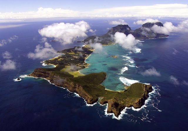 Lord Howe Island is one of the four islands that features on UNESCO's World Heritage list for global significance of it's natural beauty- an...