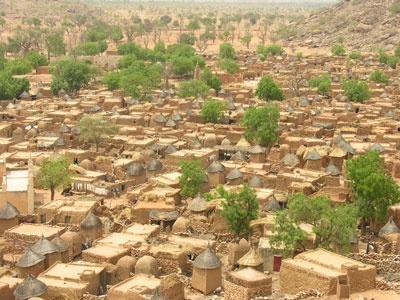 Pais Dogon, Mali
