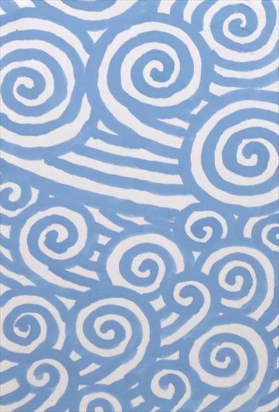 Blue & White pattern, Univers Mininga on tumblr