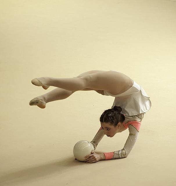 Rhythmic gymnastics Western Canada 2010 by Rob Macklem, via Flickr