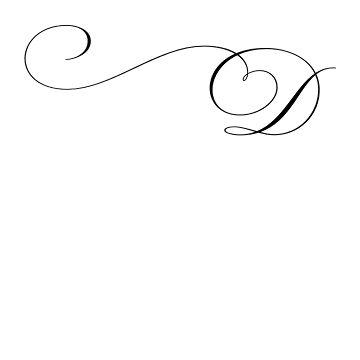 Latin Capital Letter D, Stylistic Alternates Pf-champion-script ---so beautiful for a wedding