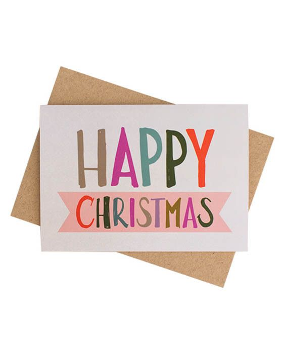 Ma and Grandy - Happy Christmas Card – Daisy Chain Store