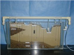 Groundwater Model with Rain Simulator