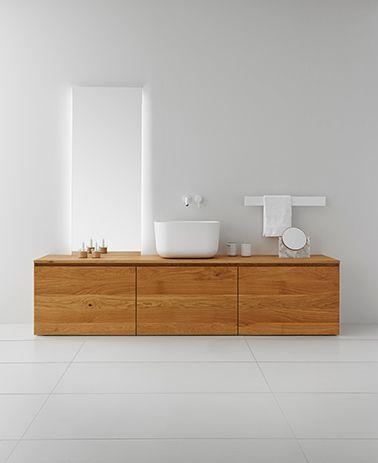 Bath Furniture Inbani: Strato collection