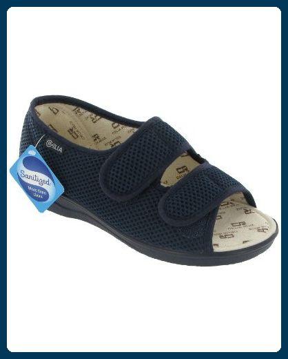 Mirak Celia Ruiz 300 Breite Sommer/Damen Schuhe (42 EUR) (Marineblau) wVOBpWu