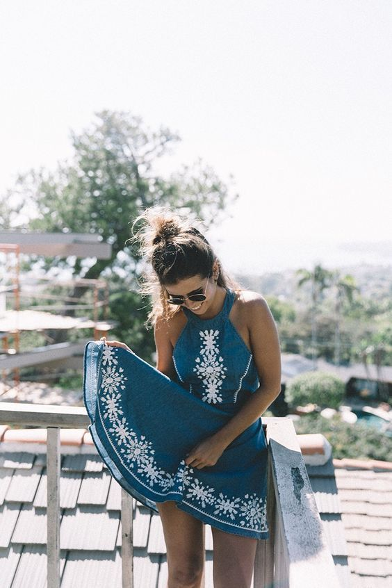 Dress smart this summer! Great summer dress and Ray-Ban round sunglasses are a dream team @SmartBuyGlasses http://www.smartbuyglasses.com/designer-sunglasses/Ray-Ban/Ray-Ban-RB3447-Round-Metal-001-102731.html