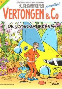 FC De Kampioenen - 13 - Vertongen & Co 13: De Zygomatiekers