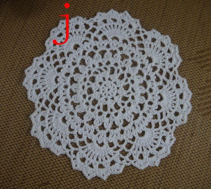 Aliexpress.com : Acquista il trasporto libero 60 pz handmade crochet modello centrino 3 disegni tazza pad tappetini tovaglia d'epoca colori personalizzati 18 20 cm da Fornitori pad max affidabili su Country of Origin