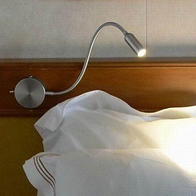 Power LED Wall Lamp(0922-UE-CL3005) - USD $30  Height 21 cm (8 inch) x Width 11 cm (4 inch) x Depth 9 cm (4 inch)