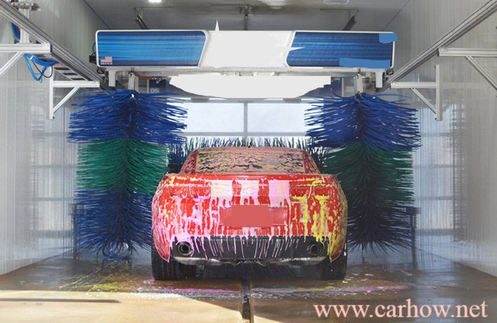 touchless car wash